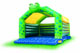 Bouncing frog house
