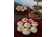 Delicious cupcakes and oatmeal cookies